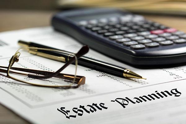 Five Elements Of An Estate Plan