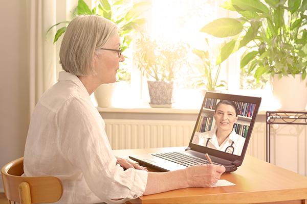 Virtual Care In Senior Living